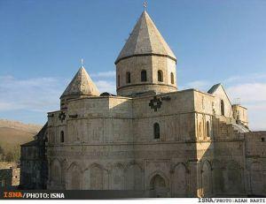 Saint-Thaddeus-Monastery--Kara-Kilise